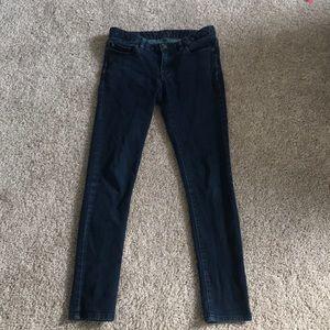 Michael Kors 2 dark skinny jeans!